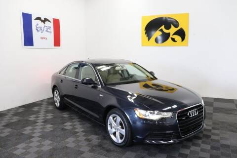 2012 Audi A6 for sale at Carousel Auto Group in Iowa City IA