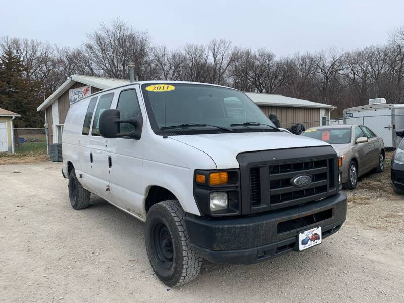 2011 Ford E-Series Cargo for sale at Victor's Auto Sales Inc. in Indianola IA