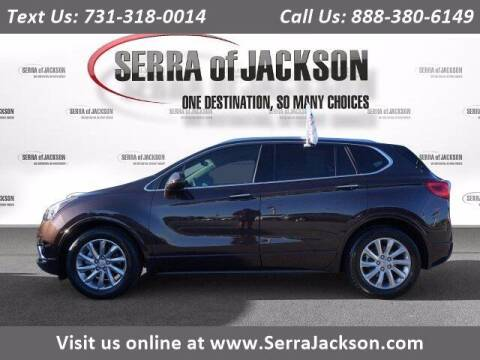 2020 Buick Envision for sale at Serra Of Jackson in Jackson TN