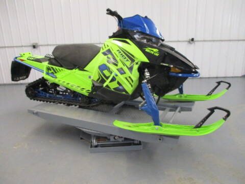 """2020 Arctic Cat Riot 8000 146""""/1.60"""" for sale at Road Track and Trail in Big Bend WI"""