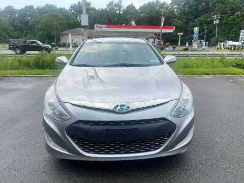 2011 Hyundai Sonata Hybrid for sale at Washington Auto Repair in Washington NJ