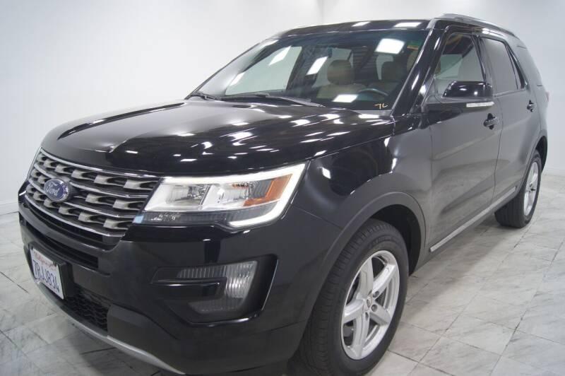 2016 Ford Explorer for sale at Sacramento Luxury Motors in Carmichael CA