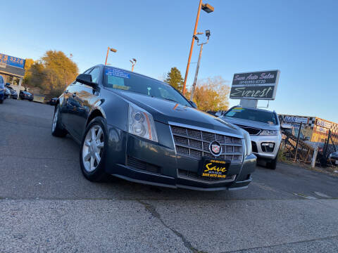 2009 Cadillac CTS for sale at Save Auto Sales in Sacramento CA