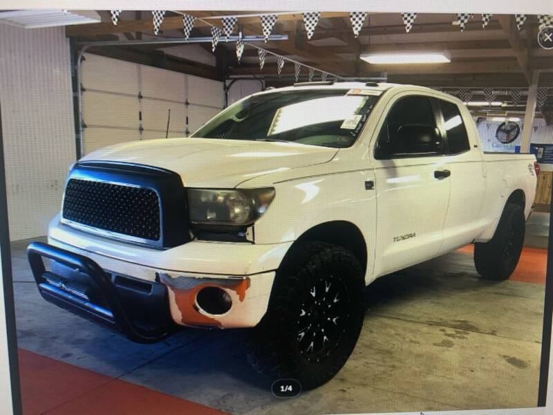 2007 Toyota Tundra for sale at ABINGDON AUTOMART LLC in Abingdon VA