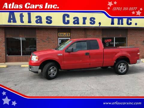 2006 Ford F-150 for sale at Atlas Cars Inc. - Elizabethtown Lot in Elizabethtown KY
