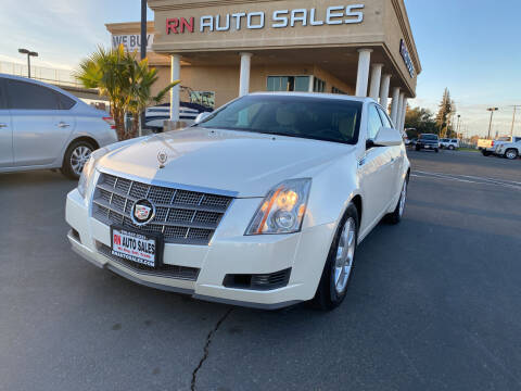 2008 Cadillac CTS for sale at RN Auto Sales Inc in Sacramento CA
