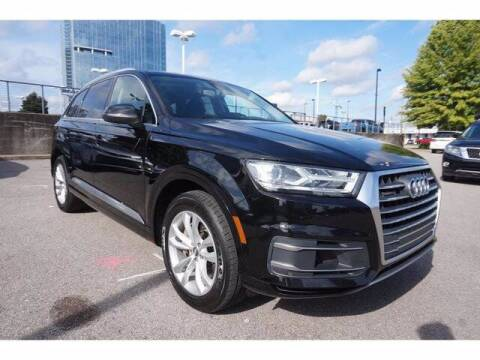 2017 Audi Q7 for sale at BEAMAN TOYOTA in Nashville TN