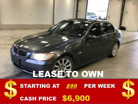 2006 BMW 3 Series for sale at Auto Mart USA in Kansas City MO