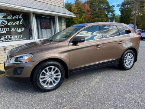 2010 Volvo XC60 for sale at Real Deal Auto Sales in Auburn ME