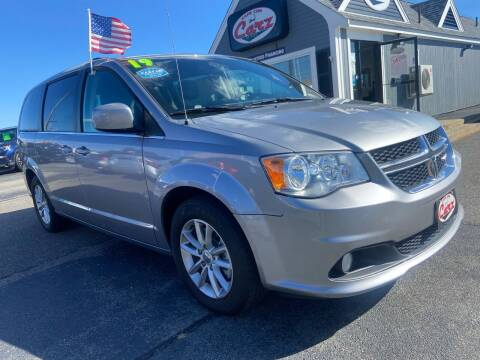 2019 Dodge Grand Caravan for sale at Cape Cod Carz in Hyannis MA