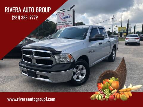 2013 RAM Ram Pickup 1500 for sale at Rivera Auto Group in Spring TX