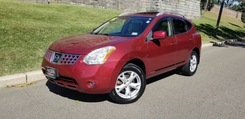 2008 Nissan Rogue for sale at ENVY MOTORS LLC in Paterson NJ