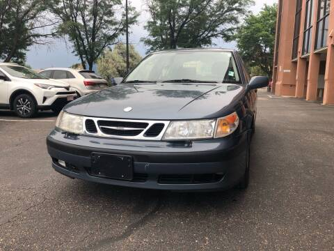 2000 Saab 9-5 for sale at Modern Auto in Denver CO