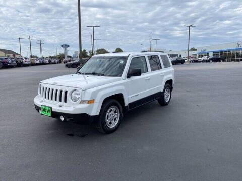 2017 Jeep Patriot for sale at DOW AUTOPLEX in Mineola TX