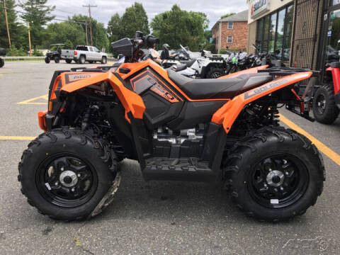 2021 Polaris SCRAMBLER 850 for sale at ROUTE 3A MOTORS INC in North Chelmsford MA
