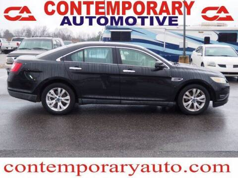 2011 Ford Taurus for sale at Contemporary Auto in Tuscaloosa AL