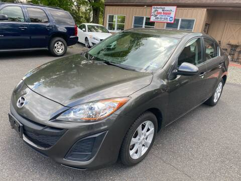 2010 Mazda MAZDA3 for sale at Suburban Wrench in Pennington NJ