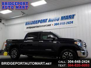 2018 Toyota Tundra for sale at Bridgeport Auto Mart in Bridgeport WV