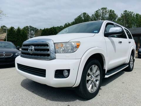 2015 Toyota Sequoia for sale at Classic Luxury Motors in Buford GA