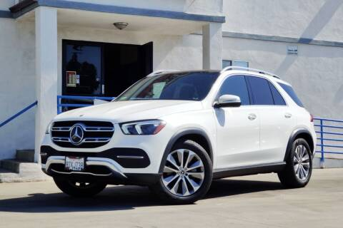 2021 Mercedes-Benz GLE for sale at Fastrack Auto Inc in Rosemead CA