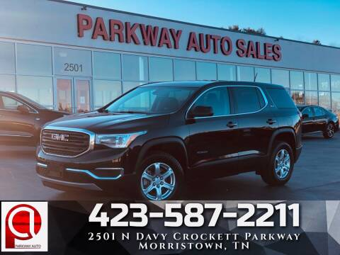 2017 GMC Acadia for sale at Parkway Auto Sales, Inc. in Morristown TN