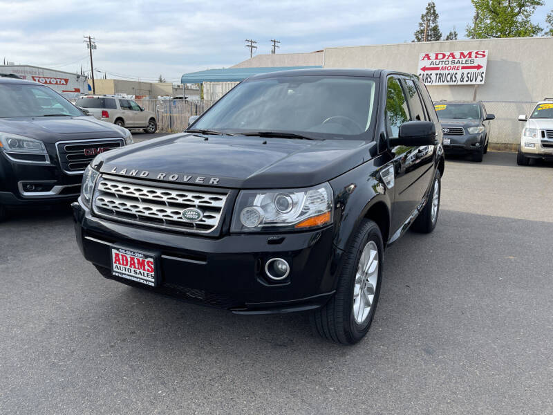 2013 Land Rover LR2 for sale at Adams Auto Sales in Sacramento CA