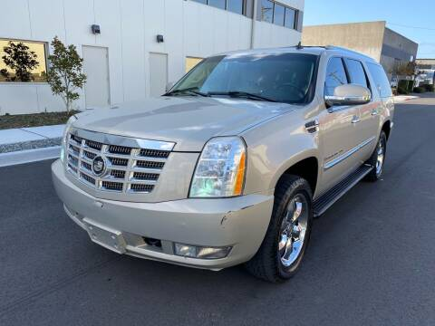 2007 Cadillac Escalade ESV for sale at Washington Auto Sales in Tacoma WA
