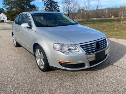 2008 Volkswagen Passat for sale at 100% Auto Wholesalers in Attleboro MA