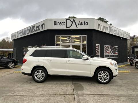 2013 Mercedes-Benz GL-Class for sale at Direct Auto in D'Iberville MS