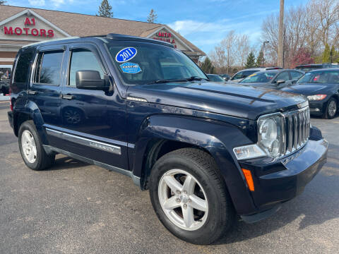 2011 Jeep Liberty for sale at A 1 Motors in Monroe MI
