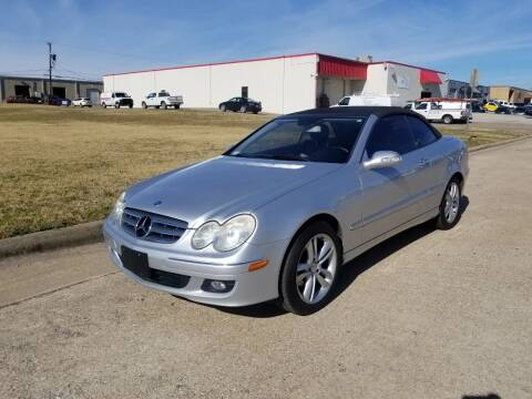 2006 Mercedes-Benz CLK for sale at Image Auto Sales in Dallas TX