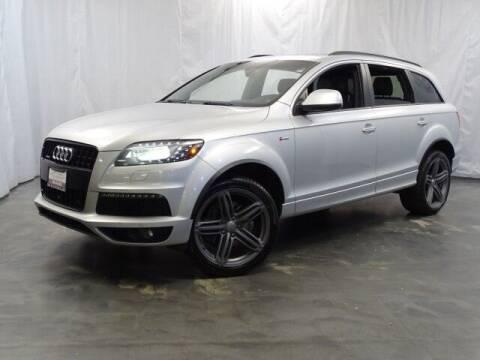 2013 Audi Q7 for sale at United Auto Exchange in Addison IL
