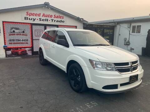 2013 Dodge Journey for sale at Speed Auto Sales in El Cajon CA