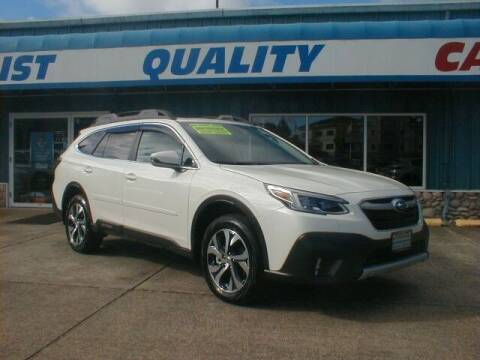 2020 Subaru Outback for sale at Dick Vlist Motors, Inc. in Port Orchard WA