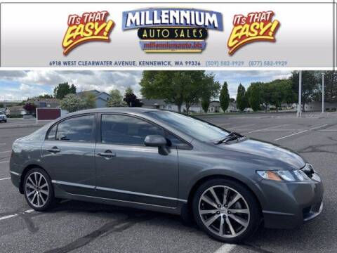 2009 Honda Civic for sale at Millennium Auto Sales in Kennewick WA