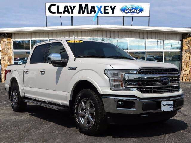 2018 Ford F-150 for sale in Harrison, AR