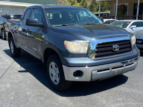 2008 Toyota Tundra for sale at Luxury Auto Innovations in Flowery Branch GA