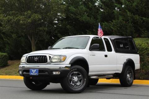 2004 Toyota Tacoma for sale at Quality Auto in Sterling VA