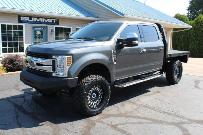2018 Ford F-250 Super Duty for sale at Summit Motorcars in Wooster OH