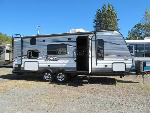 2016 Jayco JAYFLIGHT 23MB for sale at Oregon RV Outlet LLC - Travel Trailers in Grants Pass OR