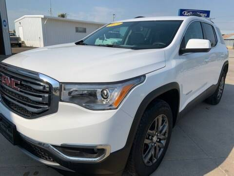 2019 GMC Acadia for sale at Keller Motors in Palco KS