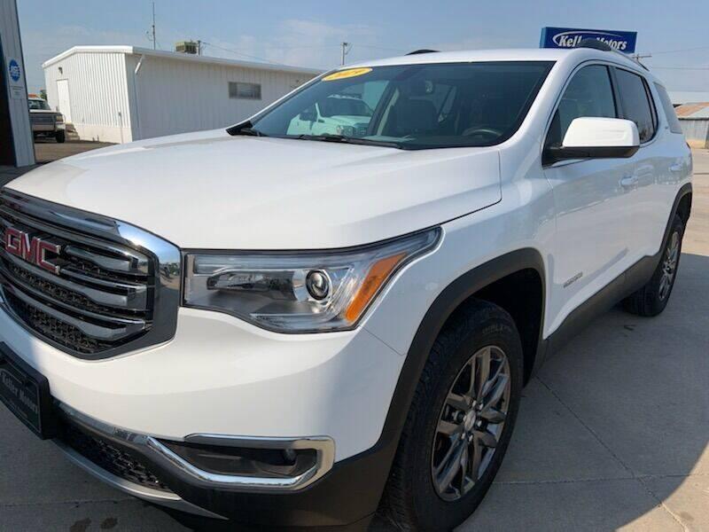 2019 GMC Acadia for sale at Keller Motors in Palco KS