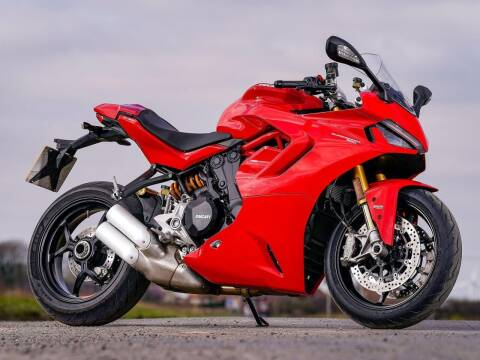 2021 Ducati SuperSport S for sale at Peninsula Motor Vehicle Group in Oakville NY