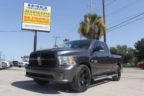2014 RAM Ram Pickup 1500 for sale at Flash Auto Sales in Garland TX
