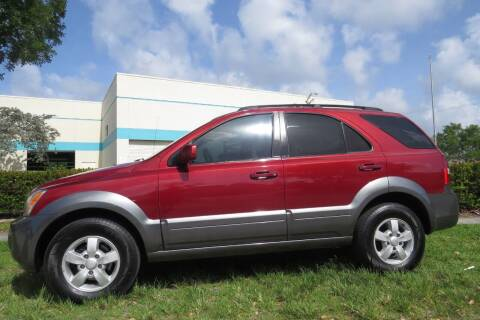 2008 Kia Sorento for sale at Love's Auto Group in Boynton Beach FL