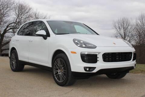 2017 Porsche Cayenne for sale at Harrison Auto Sales in Irwin PA