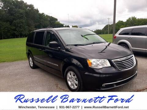 2011 Chrysler Town and Country for sale at Oskar  Sells Cars in Winchester TN