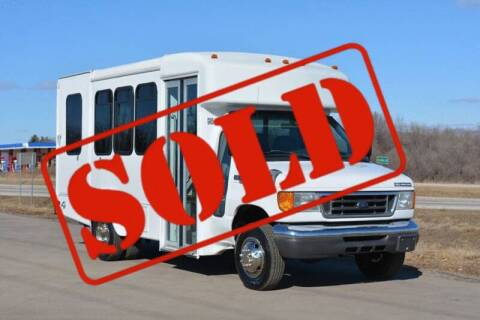 2007 Ford E-350 for sale at Signature Truck Center - Shuttle Buses in Crystal Lake IL