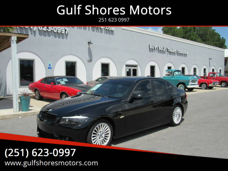 2008 BMW 3 Series for sale at Gulf Shores Motors in Gulf Shores AL