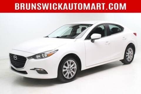 2018 Mazda MAZDA3 for sale at Brunswick Auto Mart in Brunswick OH